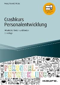 Cover Crashkurs Personalentwicklung