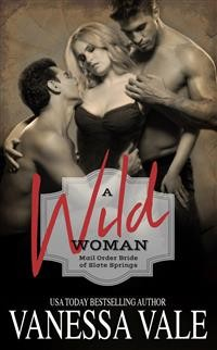 Cover A Wild Woman