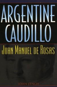 Cover Argentine Caudillo