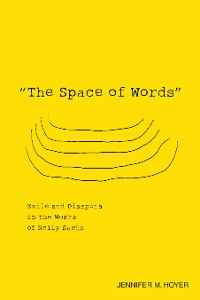 """Cover """"The Space of Words"""""""