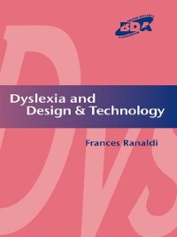 Cover Dyslexia and Design & Technology