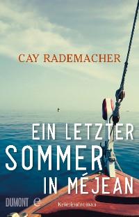 Cover Ein letzter Sommer in Méjean