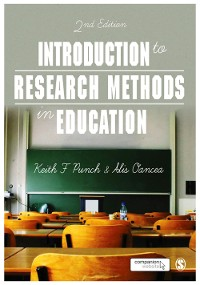 Cover Introduction to Research Methods in Education