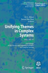 Cover Unifying Themes in Complex Systems IV