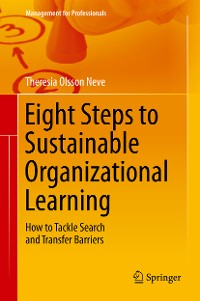 Cover Eight Steps to Sustainable Organizational Learning