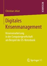 Cover Digitales Krisenmanagement