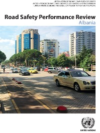 Cover Road Safety Performance Review - Albania
