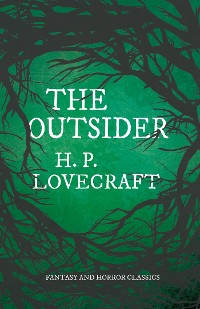 Cover The Outsider (Fantasy and Horror Classics)