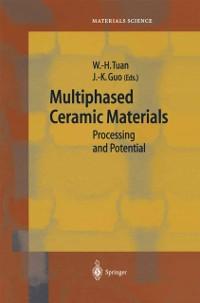 Cover Multiphased Ceramic Materials