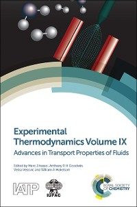 Cover Experimental Thermodynamics Volume IX