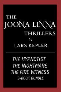 Cover Joona Linna Thrillers 3-Book Bundle