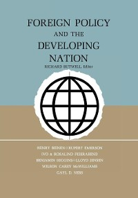 Cover Foreign Policy and the Developing Nation