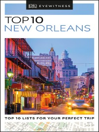 Cover DK Eyewitness Top 10 New Orleans