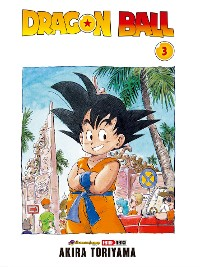 Cover Dragon Ball 3