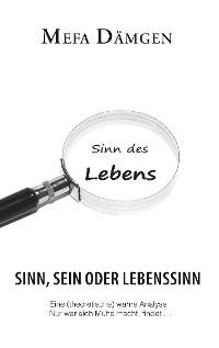 Cover Der Sinn des Lebens
