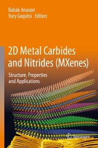 Cover 2D Metal Carbides and Nitrides (MXenes)