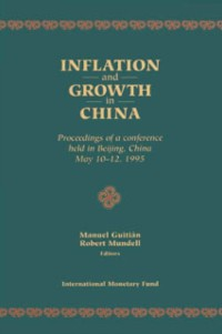 Cover Inflation and Growth in China