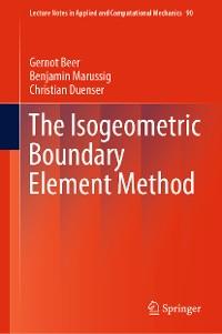 Cover The Isogeometric Boundary Element Method