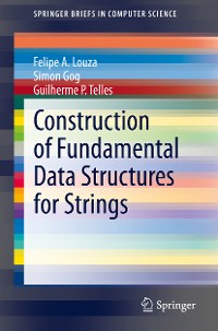Cover Construction of Fundamental Data Structures for Strings