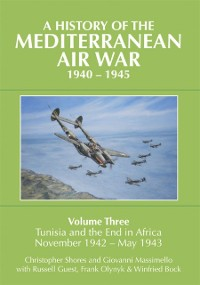 Cover History of the Mediterranean Air War, 1940-1945