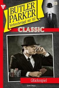 Cover Butler Parker Classic 33 – Kriminalroman