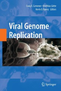 Cover Viral Genome Replication