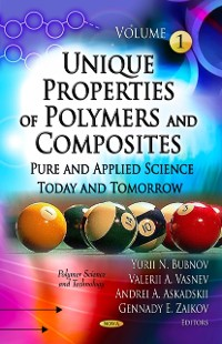 Cover Unique Properties of Polymers and Composites