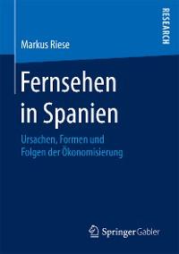 Cover Fernsehen in Spanien