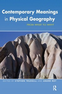 Cover Contemporary Meanings in Physical Geography
