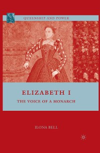 Cover Elizabeth I