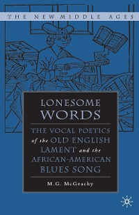Cover Lonesome Words