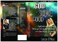Cover God, Science, Food