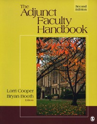 Cover The Adjunct Faculty Handbook