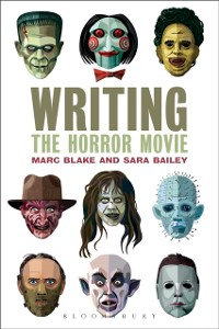 Cover Writing the Horror Movie