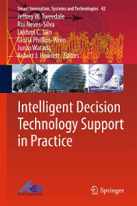 Cover Intelligent Decision Technology Support in Practice