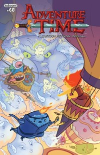 Cover Adventure Time #68