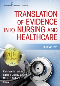 Cover Translation of Evidence Into Nursing and Healthcare, Third Edition