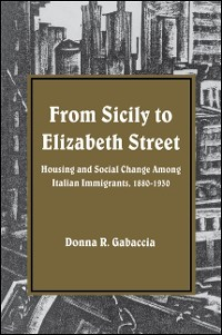 Cover From Sicily to Elizabeth Street