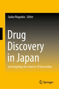 Cover Drug Discovery in Japan