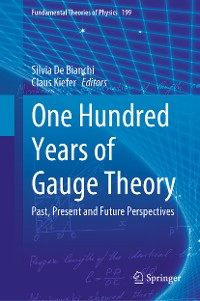 Cover One Hundred Years of Gauge Theory