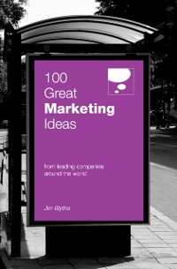 Cover 100 Great Marketing Ideas