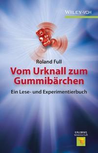 Cover Vom Urknall zum Gummibärchen
