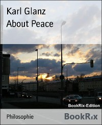 Cover About Peace