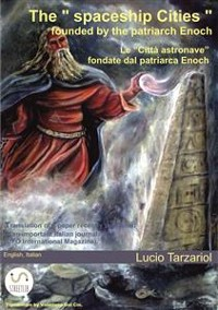 """Cover The """"spaceship Cities"""" founded by the patriarch Enoch"""