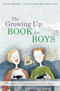Cover The Growing Up Book for Boys