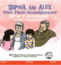Cover Sophia and Alex Visit their Grandparents