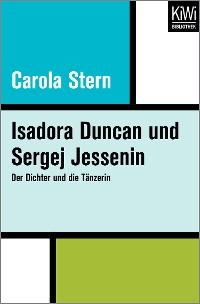 Cover Isadora Duncan und Sergej Jessenin
