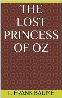 Cover The Lost Princess of Oz