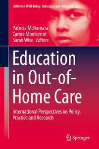 Cover Education in Out-of-Home Care