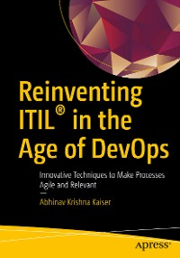Cover Reinventing ITIL® in the Age of DevOps